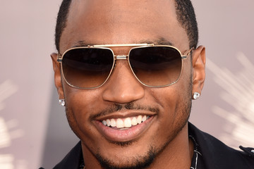 Trey Songz Arrivals at the MTV Video Music Awards — Part 2