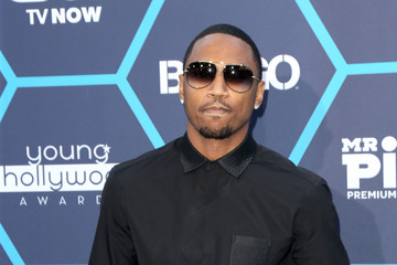 Trey Songz Arrivals at the Young Hollywood Awards — Part 3
