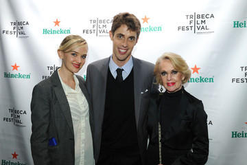 Tippi Hedren Jay Gammill Tribeca Film Festival 2012 After-Party For Free Samples, Hosted by Heineken, At Liberty Hall - 4/20/12