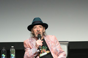 """Actor and voice of multiple characters Harry Shearer speaks on stage at """"Tribeca TV: The Simpsons 30th Anniversary"""" during the 2019 Tribeca Film Festival at BMCC Tribeca PAC on April 28, 2019 in New York City."""