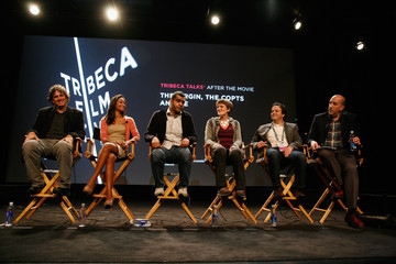 """Rula Jebreal Andrew Luno Tribeca Talks After The Movie: """"Virgin, The Copts And Me"""" - 2012 Tribeca Film Festival"""