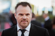 "Marc Webb arrives for the screening of the film ""Good Time"" during the 43rd Deauville American Film Festival on September 2, 2017 in Deauville, France."