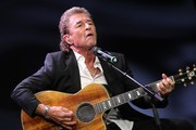 Peter Maffay performs at the Tribute To Bambi show at Kurhaus Baden-Baden on November 20, 2019 in Baden-Baden, Germany.