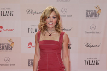 Tanja Wenzel Tribute To Bambi Charity Gala