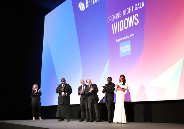 'Widows' European Premiere And Opening Night Gala -  62nd BFI London Film Festival