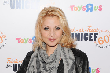Orfeh Trick-or-Treat for UNICEF 60th Anniversary Celebration