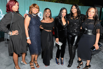 Trina Braxton BET Presents: 2017 Soul Train Awards - Red Carpet & Arrivals