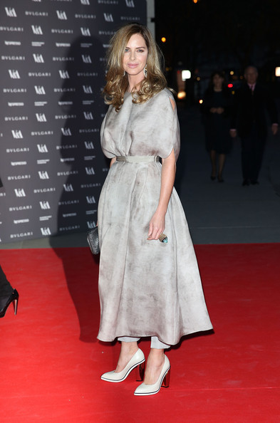 Arrivals at the Glamour of Italian Fashion