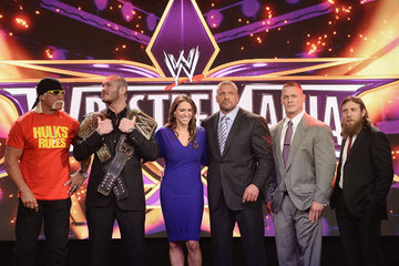 Triple H WrestleMania 30 Press Conference