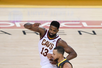 Tristan Thompson 2018 NBA Finals - Game Two