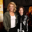 """Tristian Eggerling Costume Party Premiere Of """"Halloween Kills"""" - Red Carpet"""