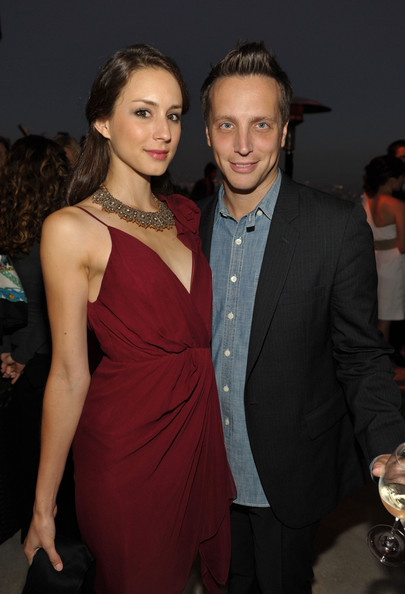 Troian Bellisario - The 9th Annual InStyle Summer Soiree