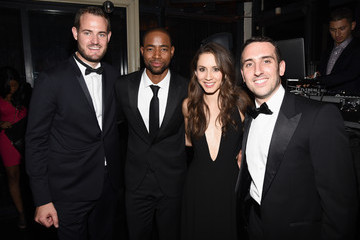 Troian Bellisario amfAR Inspiration Afterparty