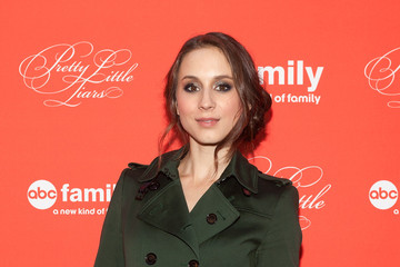 Troian Bellisario 'Pretty Little Liars' Screening in NYC