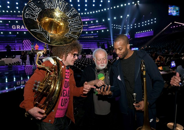 62nd Annual GRAMMY Awards -Rehearsals Day 2