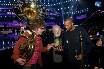 Trombone Shorty 62nd Annual GRAMMY Awards -Rehearsals Day 2