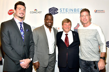 Troy Aikman 29th Annual Leigh Steinberg Super Bowl Party