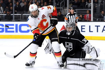 Troy Brouwer Calgary Flames v Los Angeles Kings