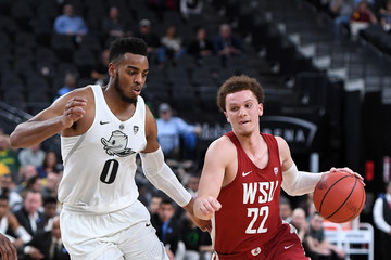 Troy Brown Pac-12 Basketball Tournament - First Round