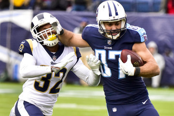 Troy Hill Los Angeles Rams vTennessee Titans