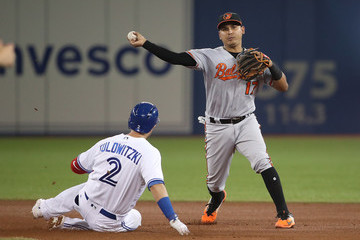 Troy Tulowitzki Baltimore Orioles v Toronto Blue Jays