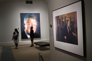 Trump Portrait Exhibited As National Portrait Gallery Reopens To Public
