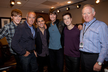 Steve Barnett 'In-Tune' Concept Lineup Featuring Nickelodeon's Big Time Rush