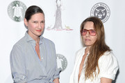 Jenna Lyons and Courtney Crangi attend The Turtle Conservancy's Fourth Annual Turtle Ballat The Bowery Hotel on April 17, 2017 in New York City.