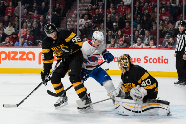 Boston Bruins v Montreal Canadiens []
