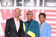 """Scott Mills, Lena Waithe and Jonica T, Gibbs attend """"Twenties"""" Premiere Event LA at Paramount Pictures on March 02, 2020 in Los Angeles, California."""