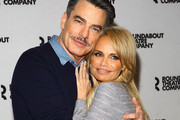 Kristin Chenoweth and Peter Gallagher Photos Photo