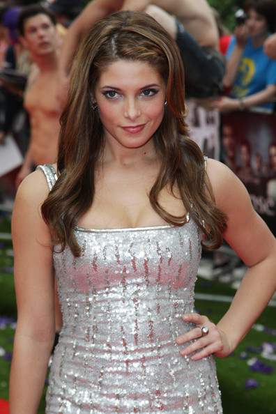 (UK TABLOID NEWSPAPERS OUT) Ashley Greene attends the Gala Premiere of The Twilight Saga: Eclipse held at The Odeon Leicester Square on July 1, 2010 in London, England.