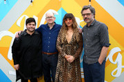 Harvey Guillen, Mark Proksch, Natasia Demetriou and Jemaine Clement at the #TwitterHouse during SXSW on March 8, 2019 in Austin, Texas.