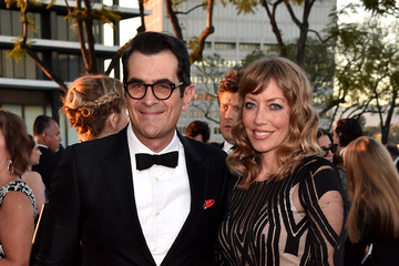 Ty Burrell AMC Celebrates 'Mad Men' With The Black & Red Ball - Red Carpet