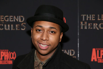 Ty Hickson 'The Legend of Hercules' Premieres in NYC