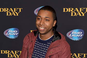 Ty Hickson 'Draft Day' Screening in NYC