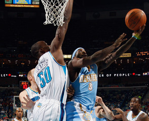 Ty Lawson Denver Nuggets v New Orleans Hornets