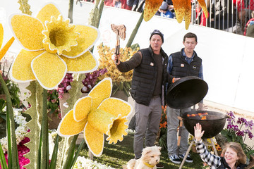 Ty Pennington 2018 Tournament Of Roses Parade Presented By Honda