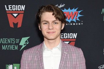 Ty Simpkins 'Excelsior! A Celebration Of The Amazing, Fantastic, Incredible And Uncanny Life Of Stan Lee' - Arrivals