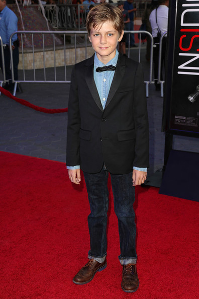 Insidious: Chapter 2' Premieres in Universal City — Part 3 (Ty