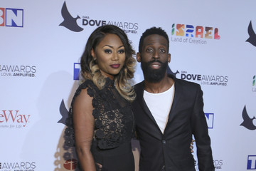 Tye Tribbett 47th Annual GMA Dove Awards - Arrivals