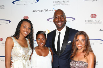 Tyla Salley Arrivals at the Sports Spectacular Gala
