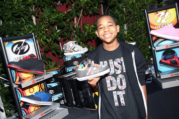 Tylen Jacob Williams GBK & Stop Attack Pre Kids Choice Gift Lounge