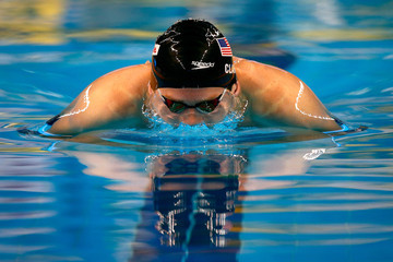 Tyler Clary FINA World Swimming Championships: Day 2