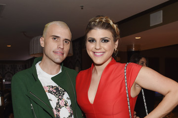 Tyler Glenn Logo TV's 2014 NewNowNext Awards - Inside