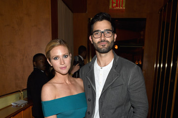 Tyler Hoechlin Official CFDA Fashion Awards After Party Co-Hosted by Refinery29