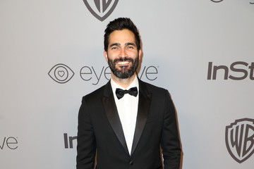 Tyler Hoechlin The 2018 InStyle and Warner Bros. 75th Annual Golden Globe Awards Post-Party - Red Carpet