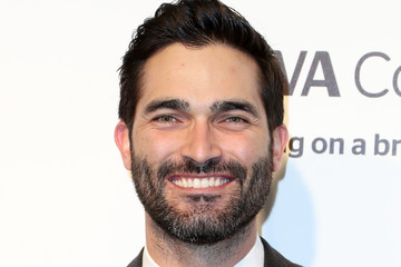 Tyler Hoechlin 25th Annual Elton John AIDS Foundation's Oscar Viewing Party - Arrivals