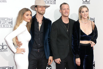 Tyler Hubbard 2016 American Music Awards - Arrivals