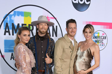 Tyler Hubbard 2017 American Music Awards - Arrivals